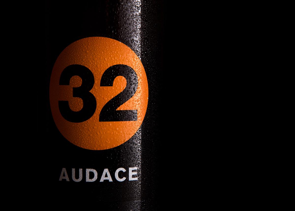 Advertising bottiglia 32 via dei birrai