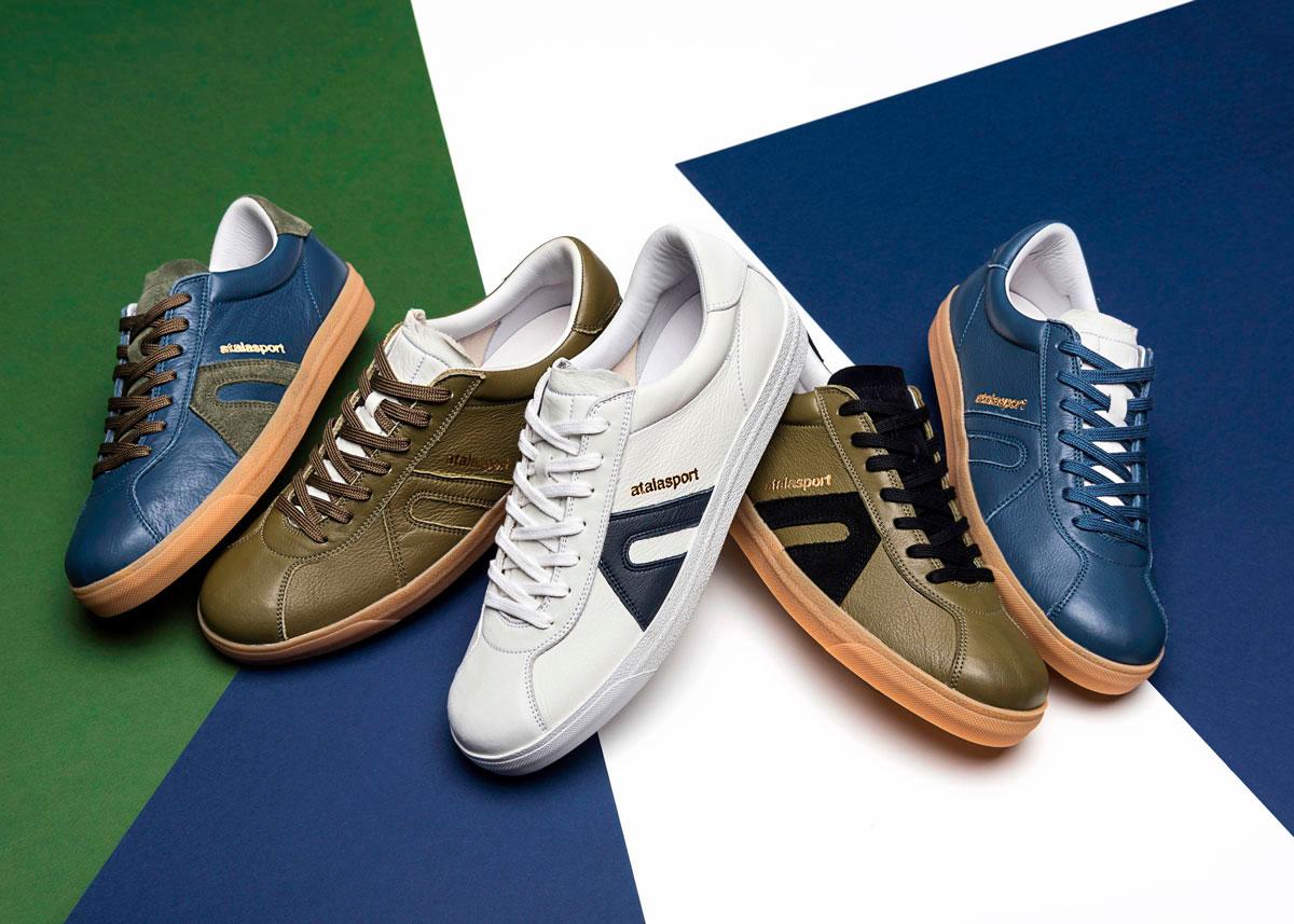 Foto advertising sneakers Atalasport