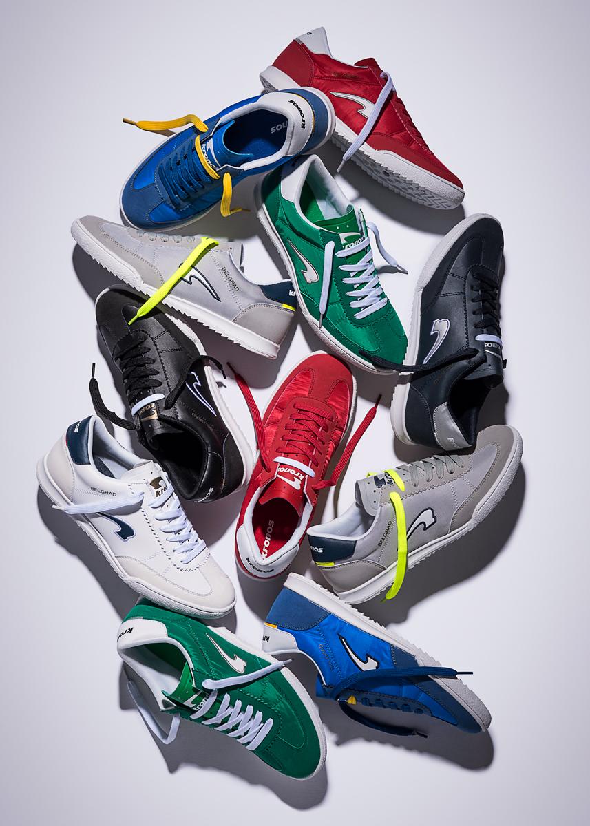 Advertising Kronos Footwear