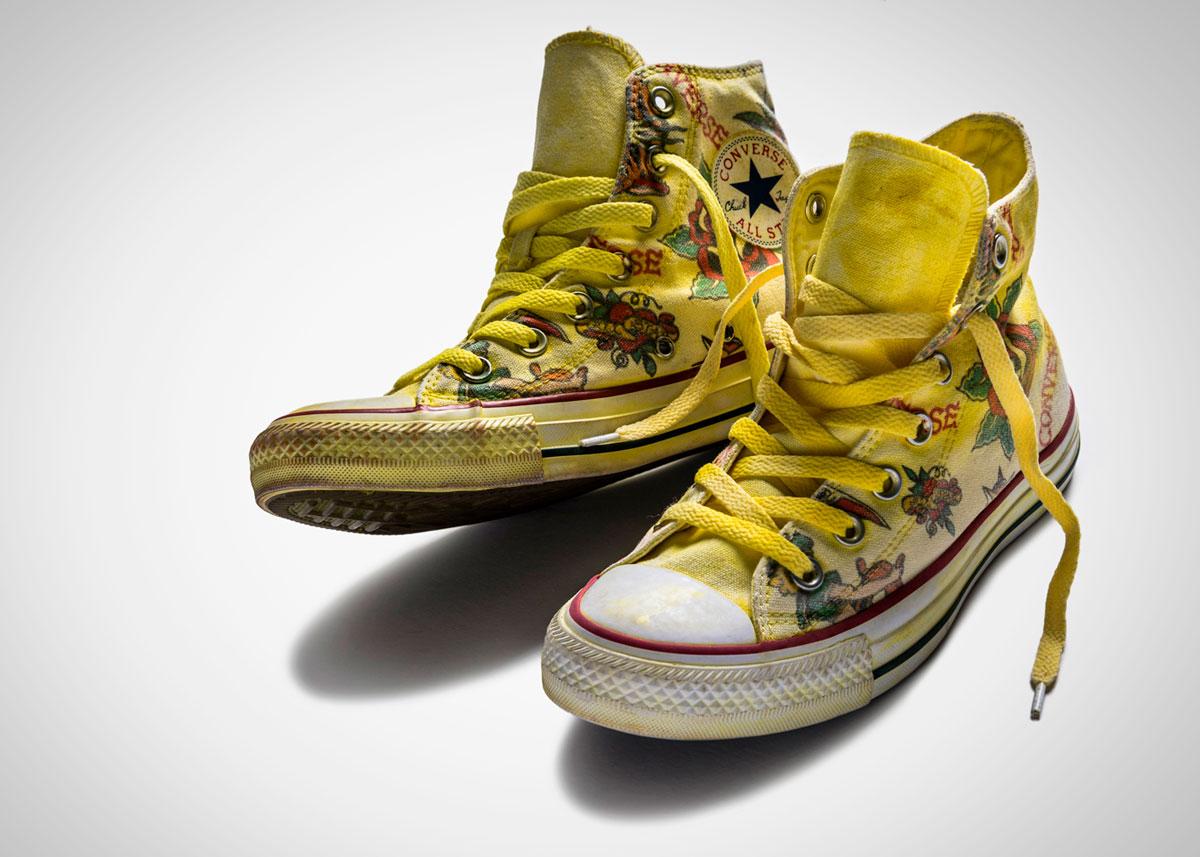 Fotografia di prodotto Sneakers Converse
