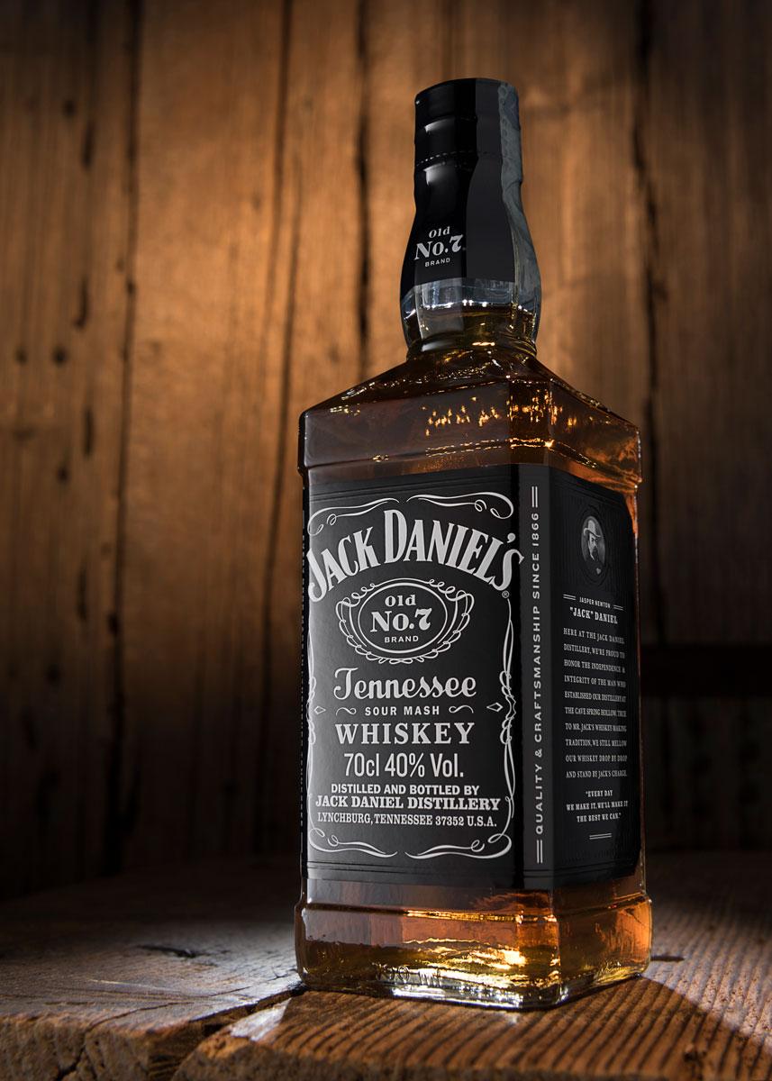 Still Life Jack Daniel's