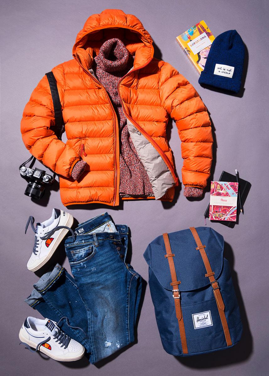 Fotografia Outfit Scomposto