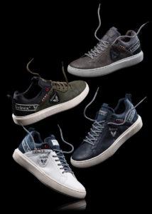 Foto pubblicitaria Sneakers Avirex