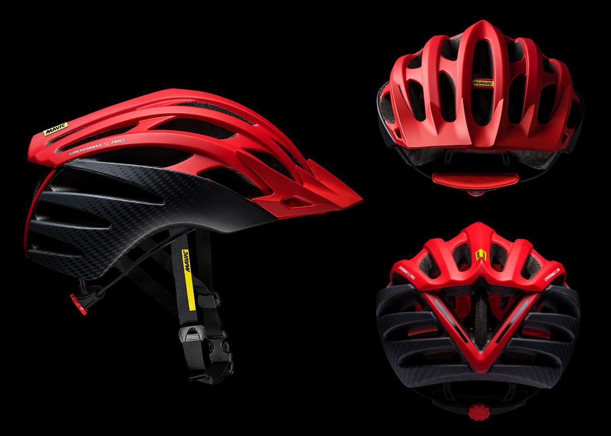Foto casco ciclismo Mavic