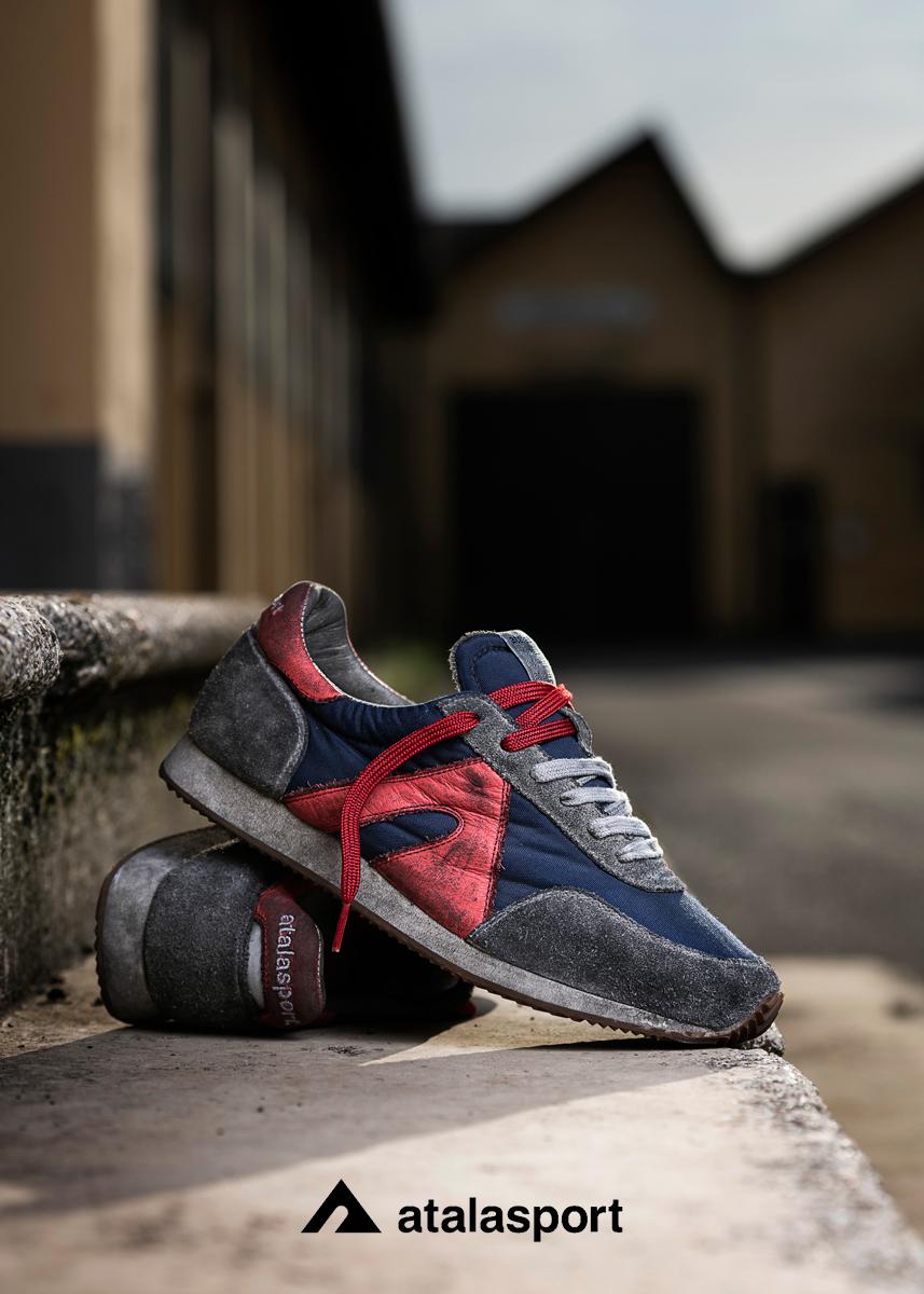 Foto Advertising Sneakers ambientate