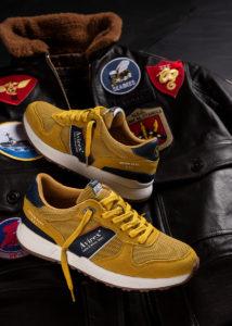 Sneakers Avirex Pubblicità