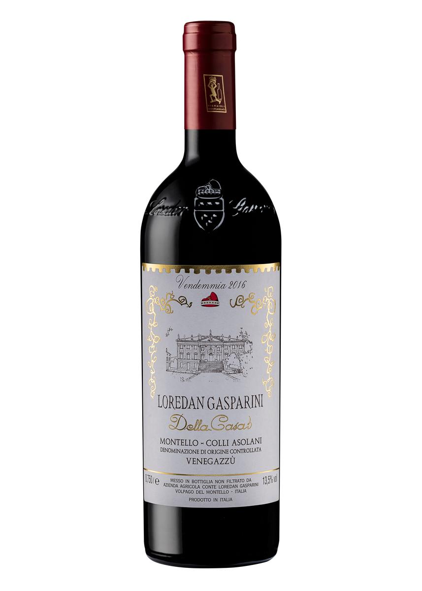 Still Life Bottiglia Vino Rosso