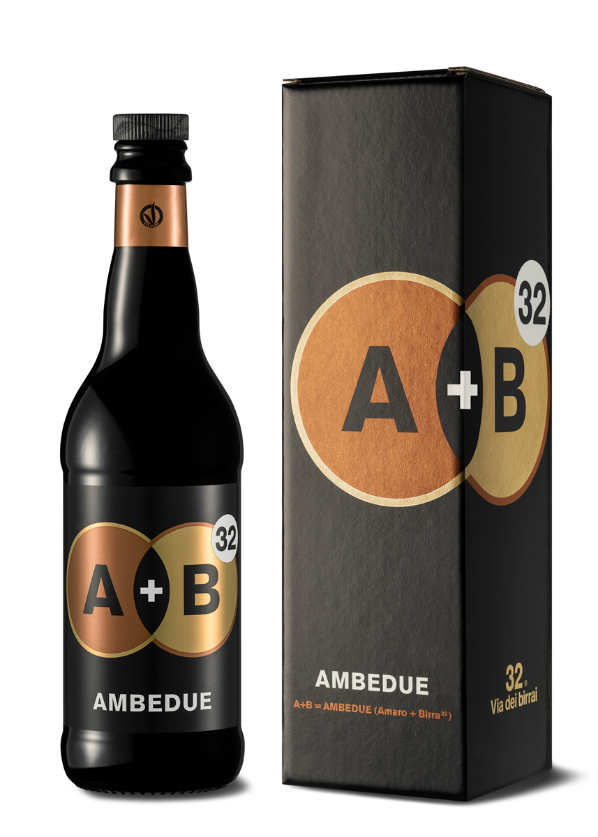 Amaro Ambedue - 32 Via dei birrai