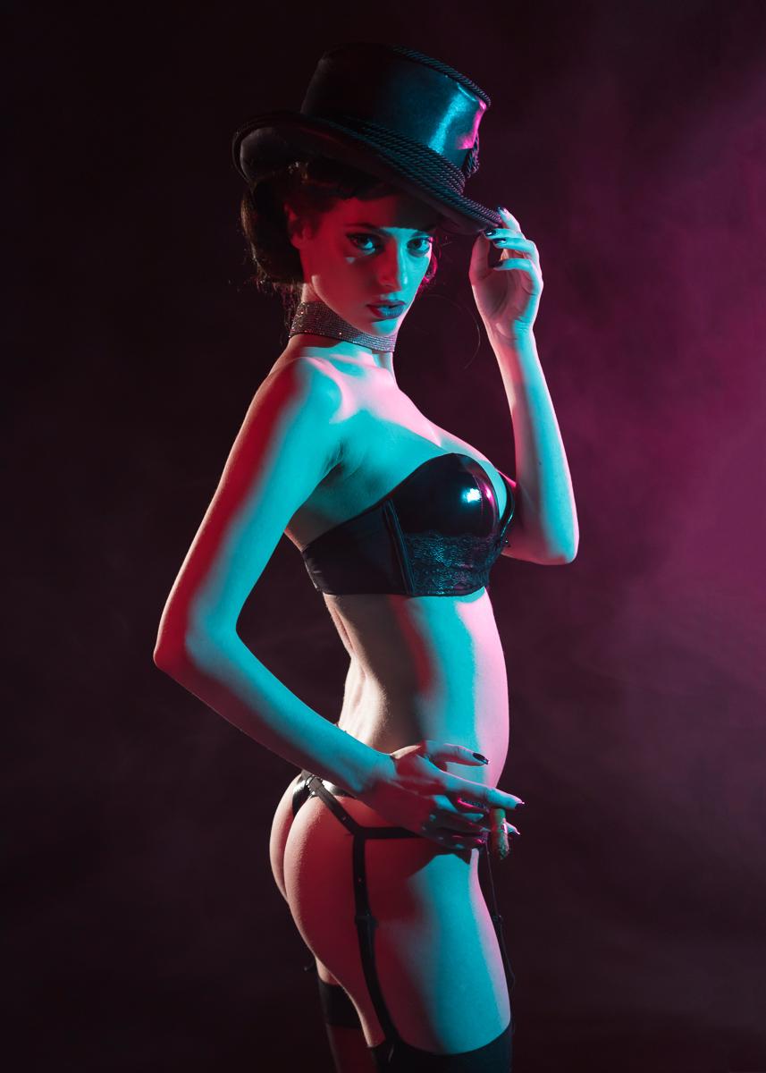Foto Glamour Modella
